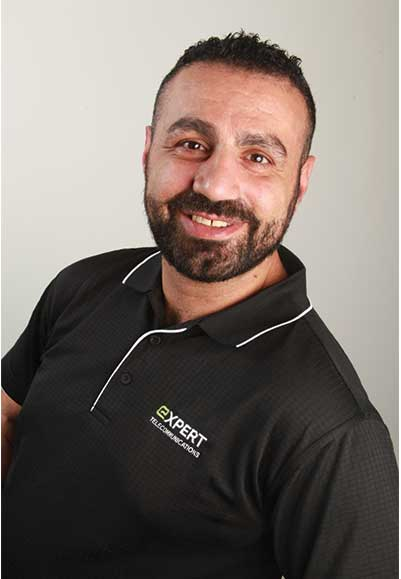 James, Sales Manager at Expert Telecommunications