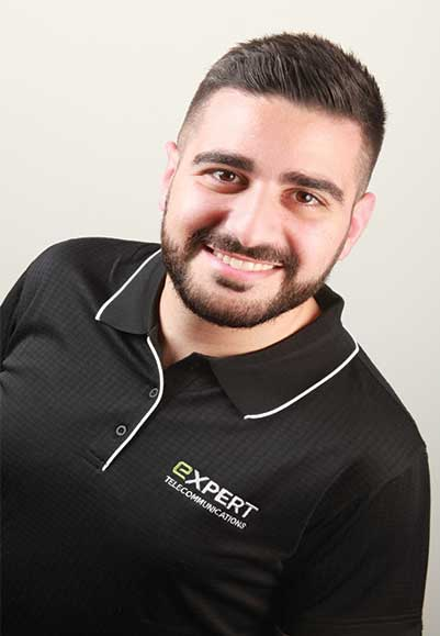 Matt, Solution Specialist at Expert Telecommunications