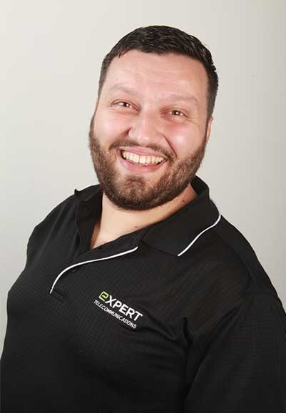 Tim, Solutions Specialist at Expert Telecommunications Melbourne