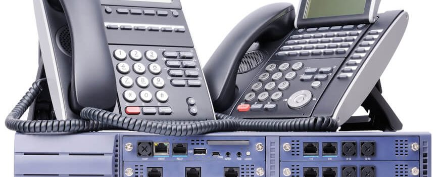 Digital and IP Phones on a NBN compatible phone system
