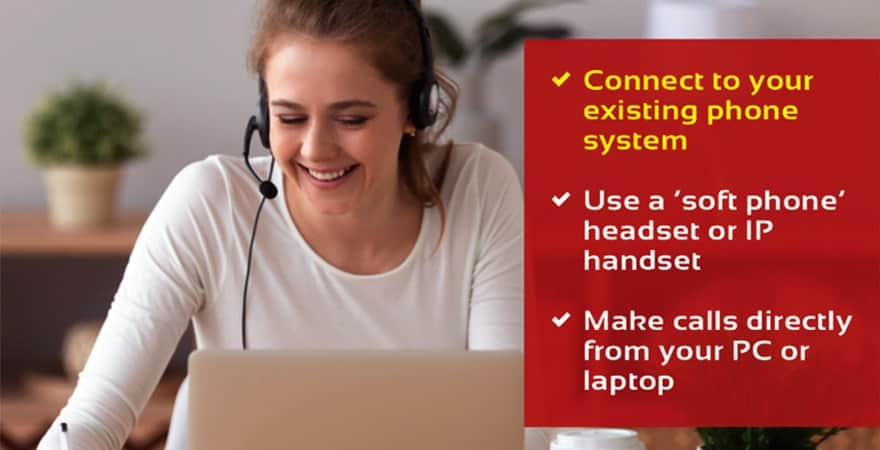Soft phones & IP Phones: set your staff up to work from home